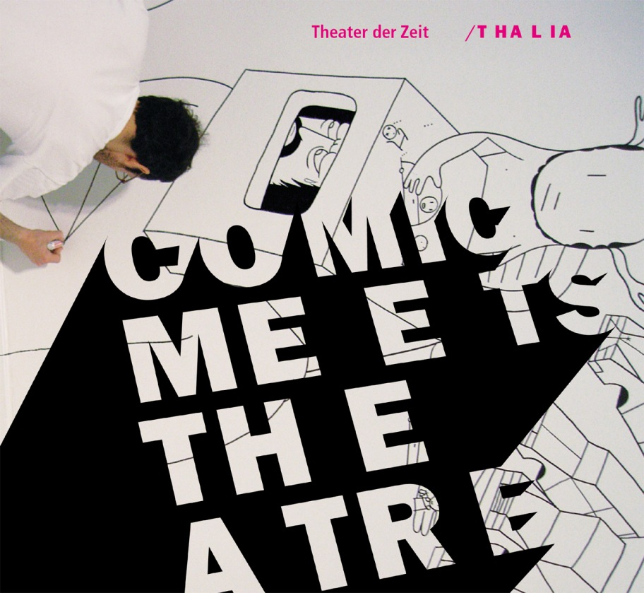 """Comic Meets Theatre"""