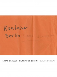 Cover Einar Schleef. Kontainer Berlin