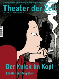 Cover Theater der Zeit