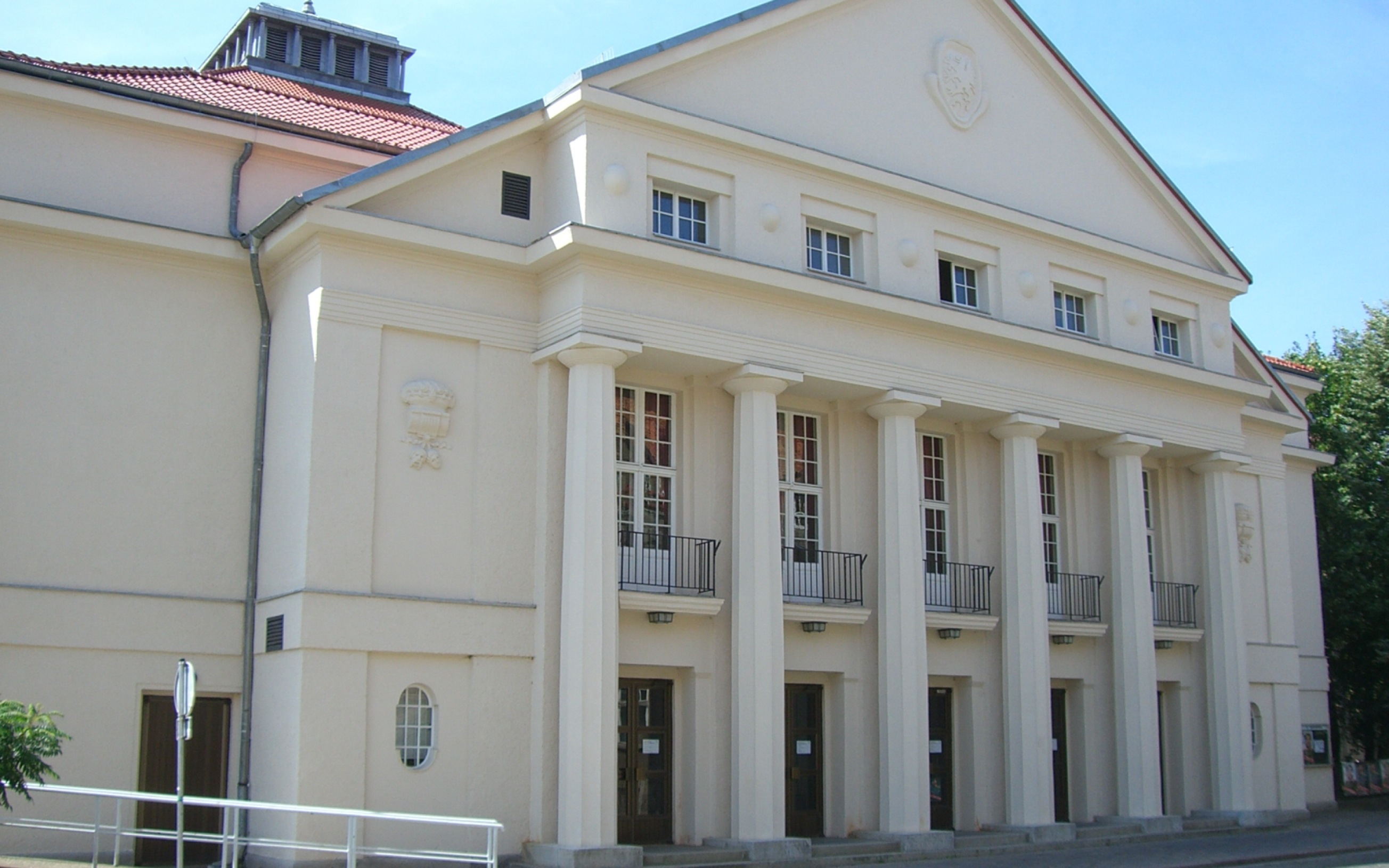 Greifswald, Theater