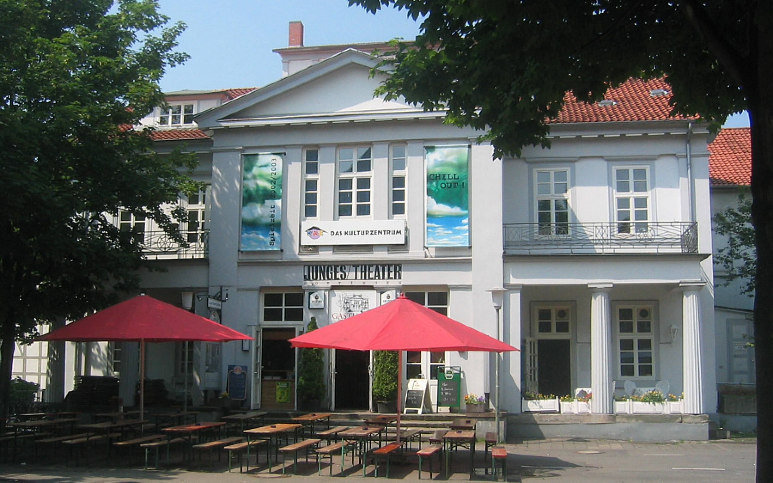 Göttingen, Germany: Junges Theater