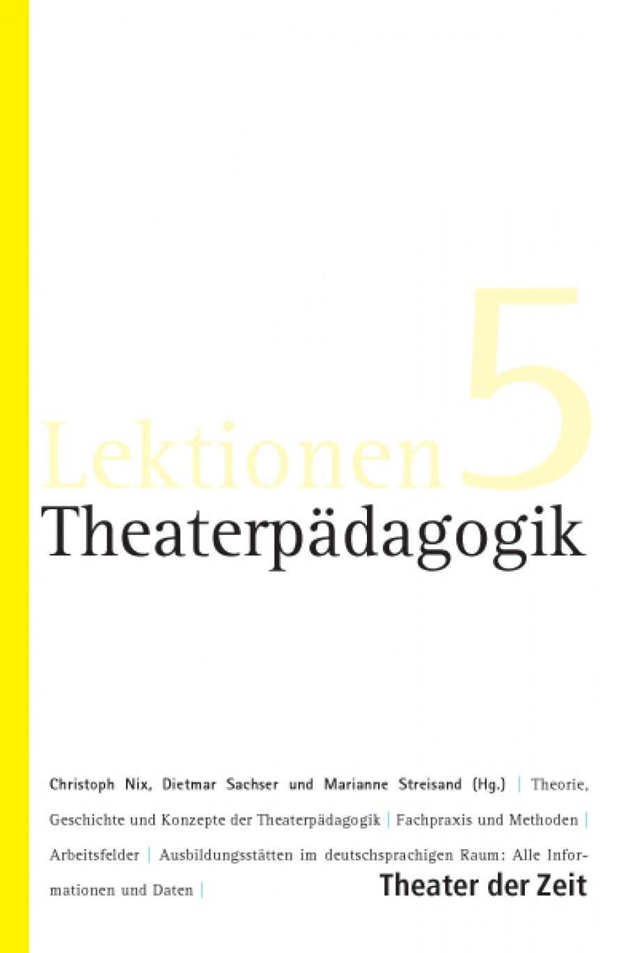 Theaterpädagogik