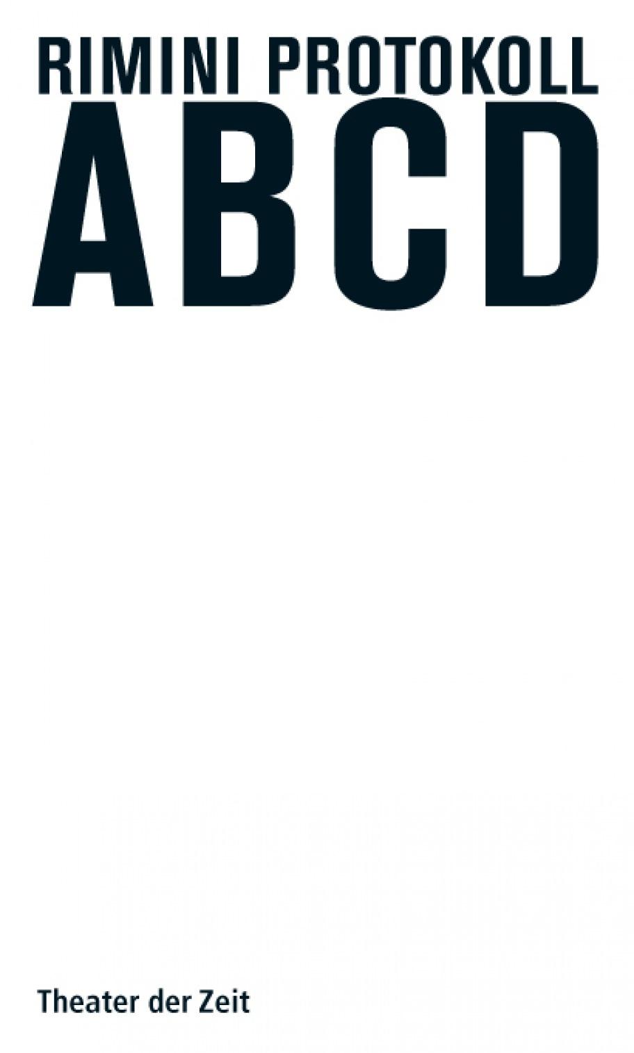 Rimini Protokoll - ABCD
