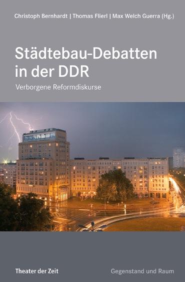 Städtebau-Debatten in der DDR