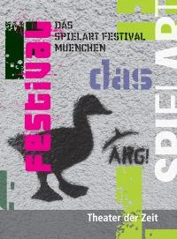 Cover Das SPIELART Festival München
