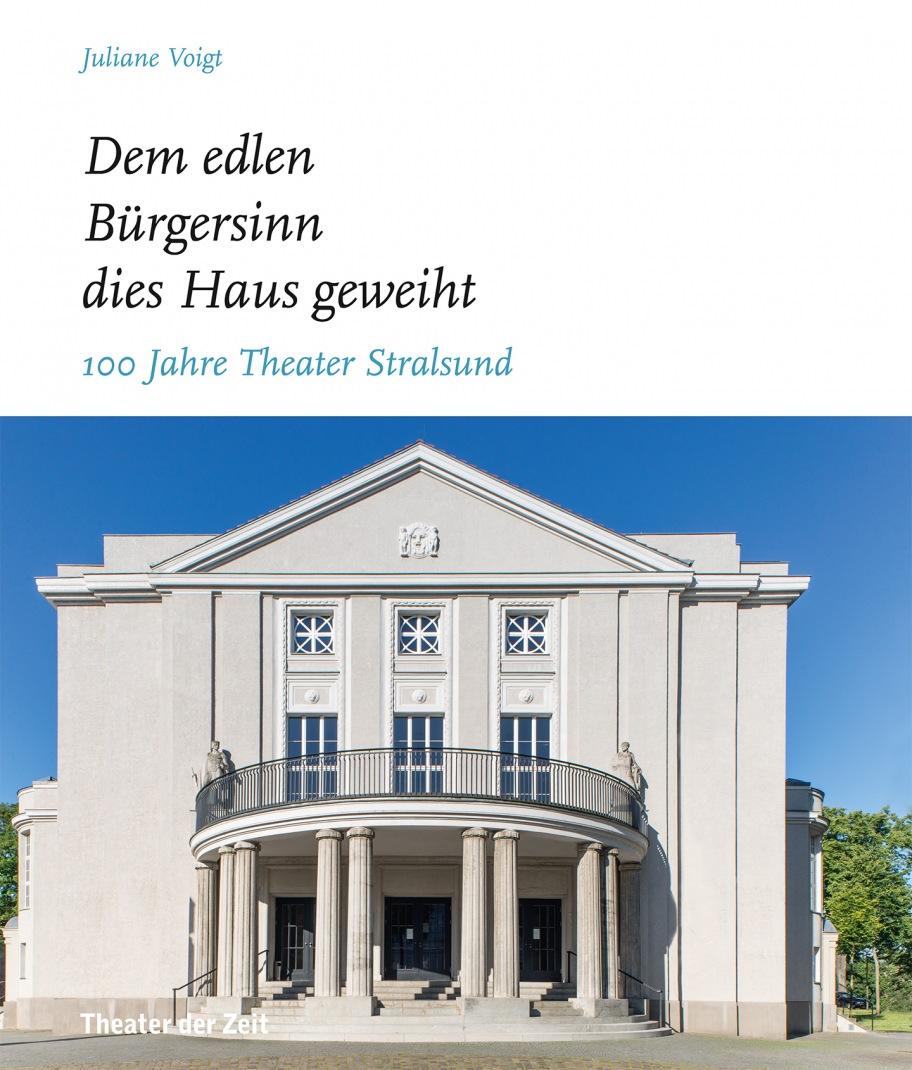 """Juliane Voigt: """"Dem edlen Bürgersinn dies Haus geweiht"""""""