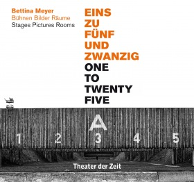 Cover Bettina Meyer – EINS ZU FÜNFUNDZWANZIG / ONE TO TWENTY FIVE