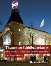 Cover Theater am Schiffbauerdamm