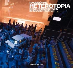 Cover RAUMBÜHNE HETEROTOPIA