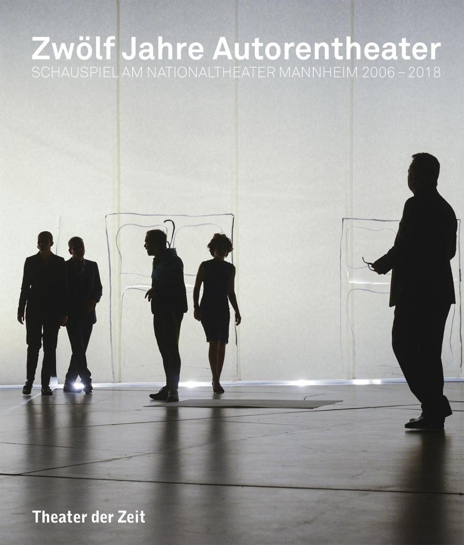 """""""Zwölf Jahre Autorentheater"""""""