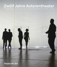 Cover Zwölf Jahre Autorentheater