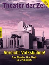 Cover Vorsicht Volksbühne!