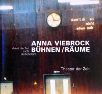 Cover Anna Viebrock - Bühnen / Räume