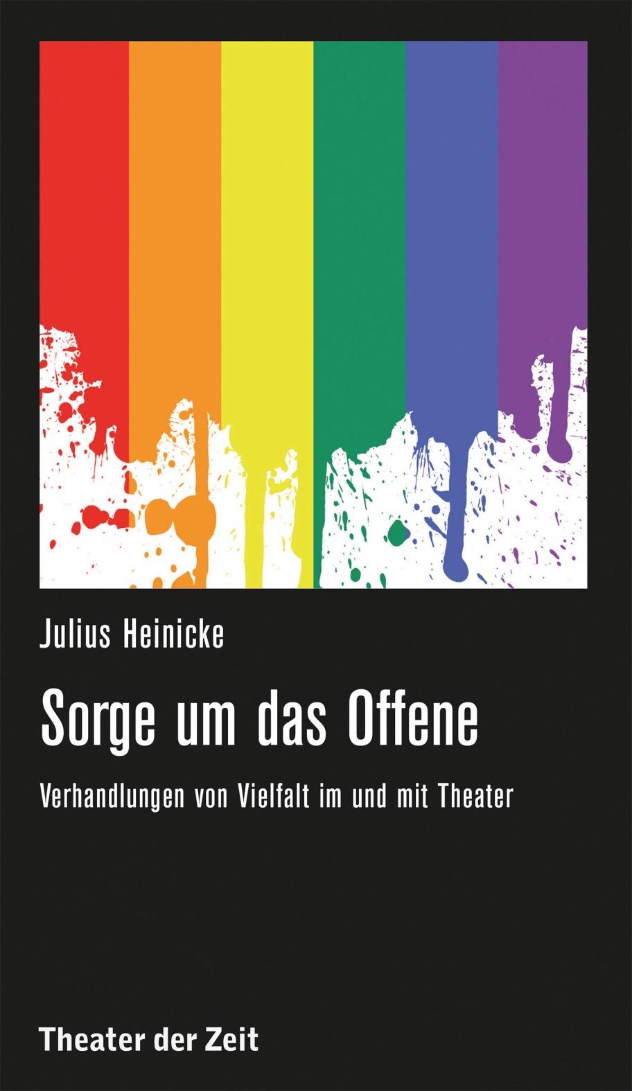 Julius Heinicke: Sorge um das Offene
