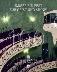 Cover Immer ein Fest für Geist und Sinne!