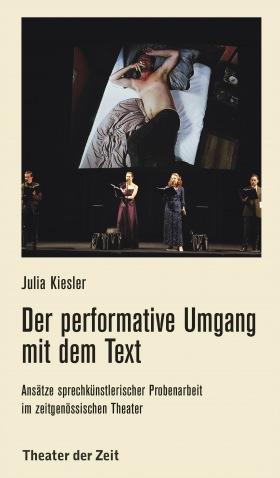 Cover Der performative Umgang mit dem Text