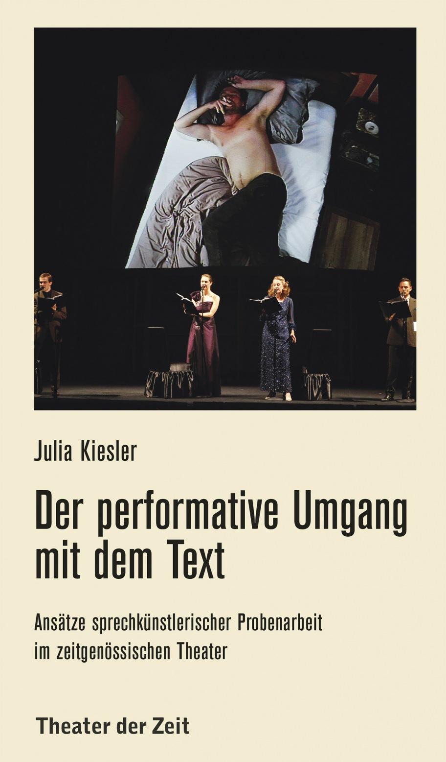 """Der performative Umgang mit dem Text"""