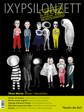 Cover Ohne Worte | Körper – Botschaften