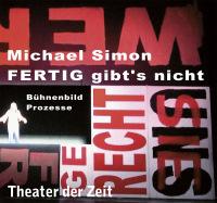 Cover Michael Simon – FERTIG gibt's nicht