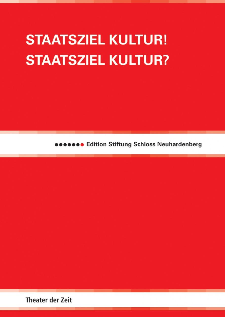 Edition Stiftung Schloss Neuhardenberg 1
