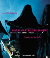 Cover Botschafter der Sphinx
