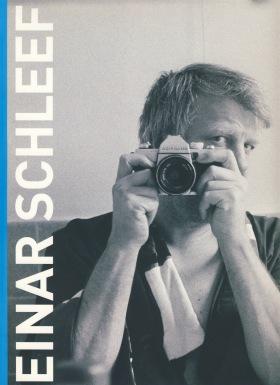 Cover Einar Schleef, Kontaktbögen