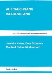 Cover Edition Stiftung Schloss Neuhardenberg 4