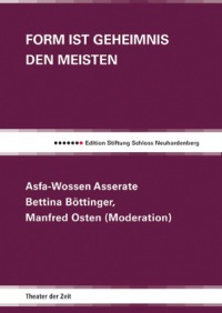 Cover Edition Stiftung Schloss Neuhardenberg 6