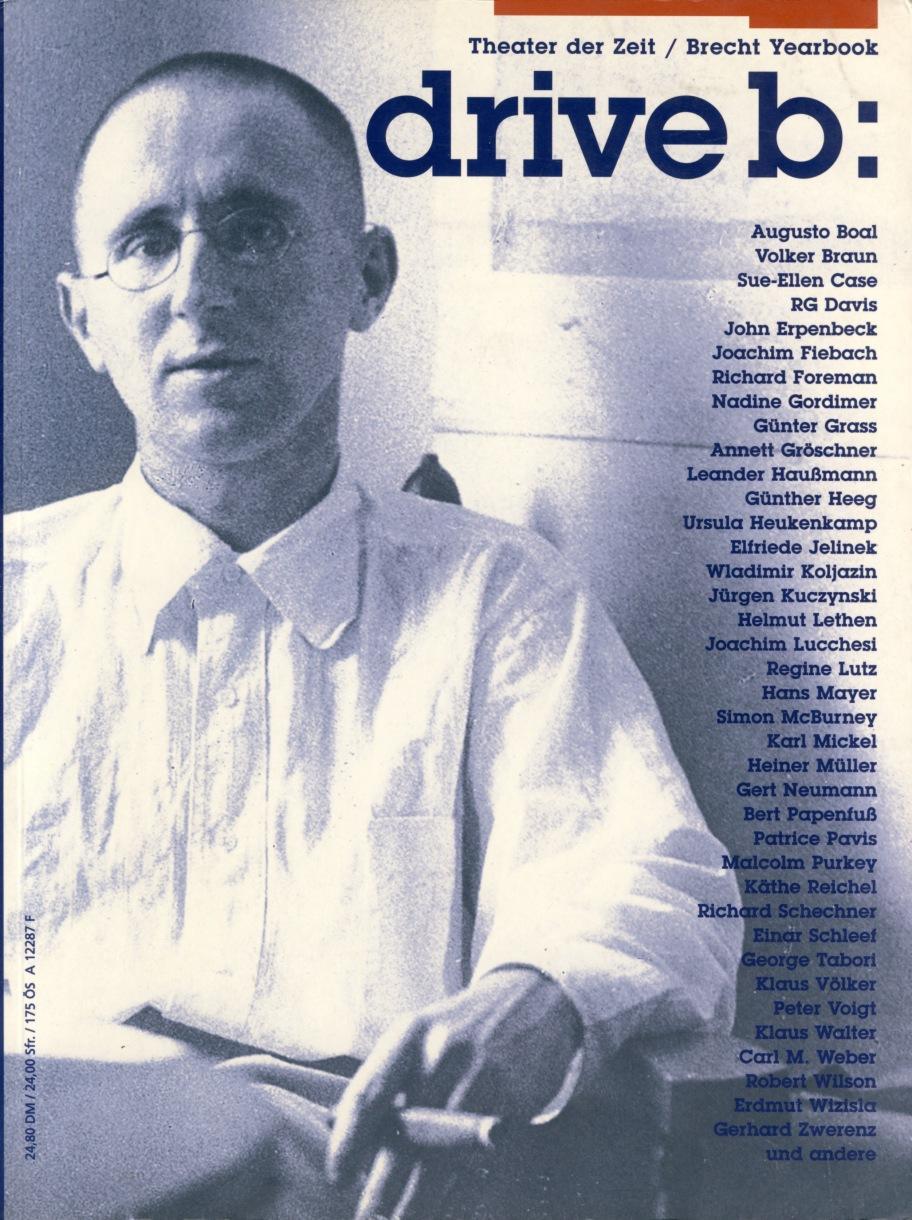 drive b: Brecht 100