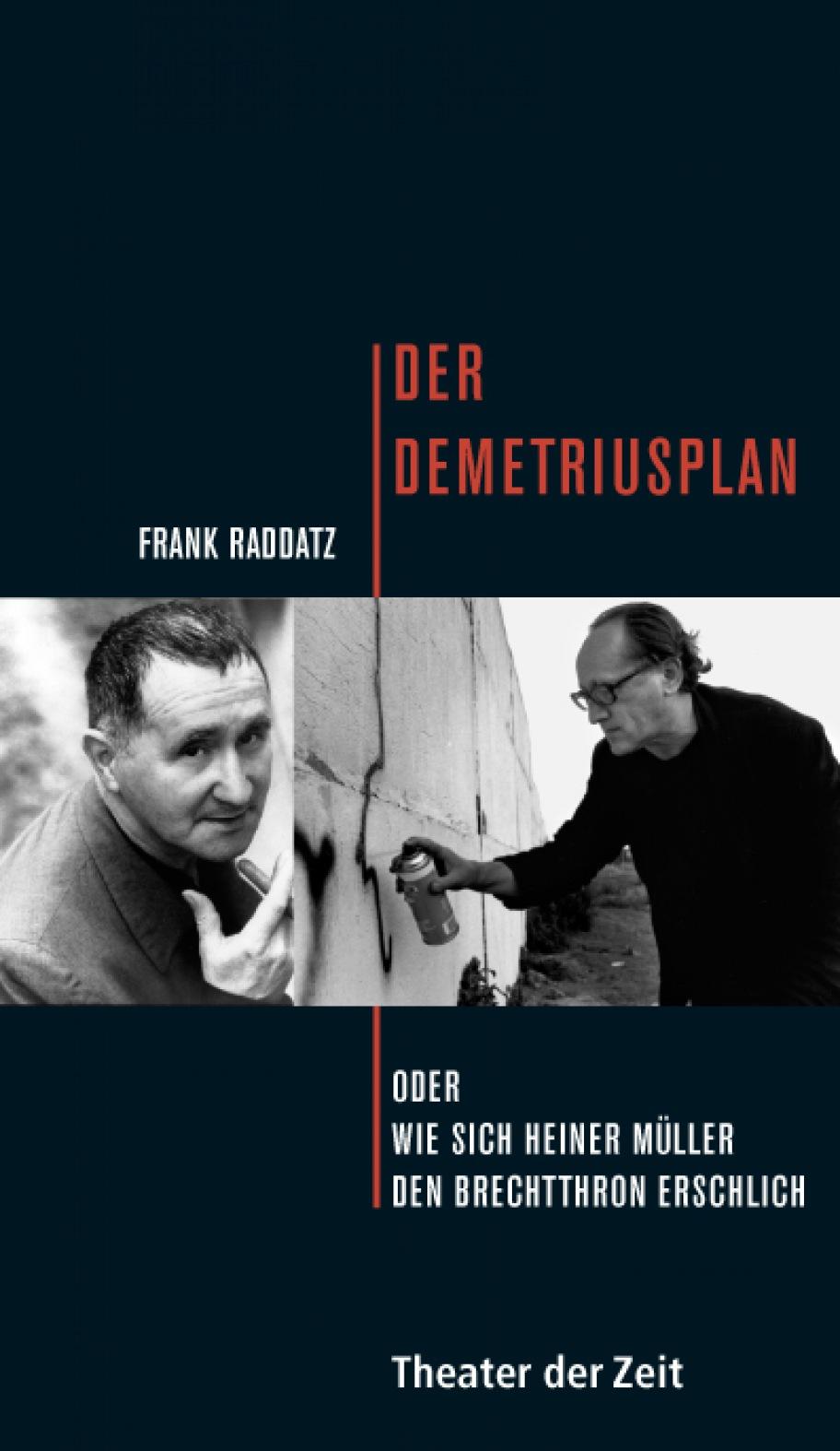 Frank Raddatz: Der Demetriusplan