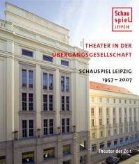 Cover Theater in der Übergangsgesellschaft