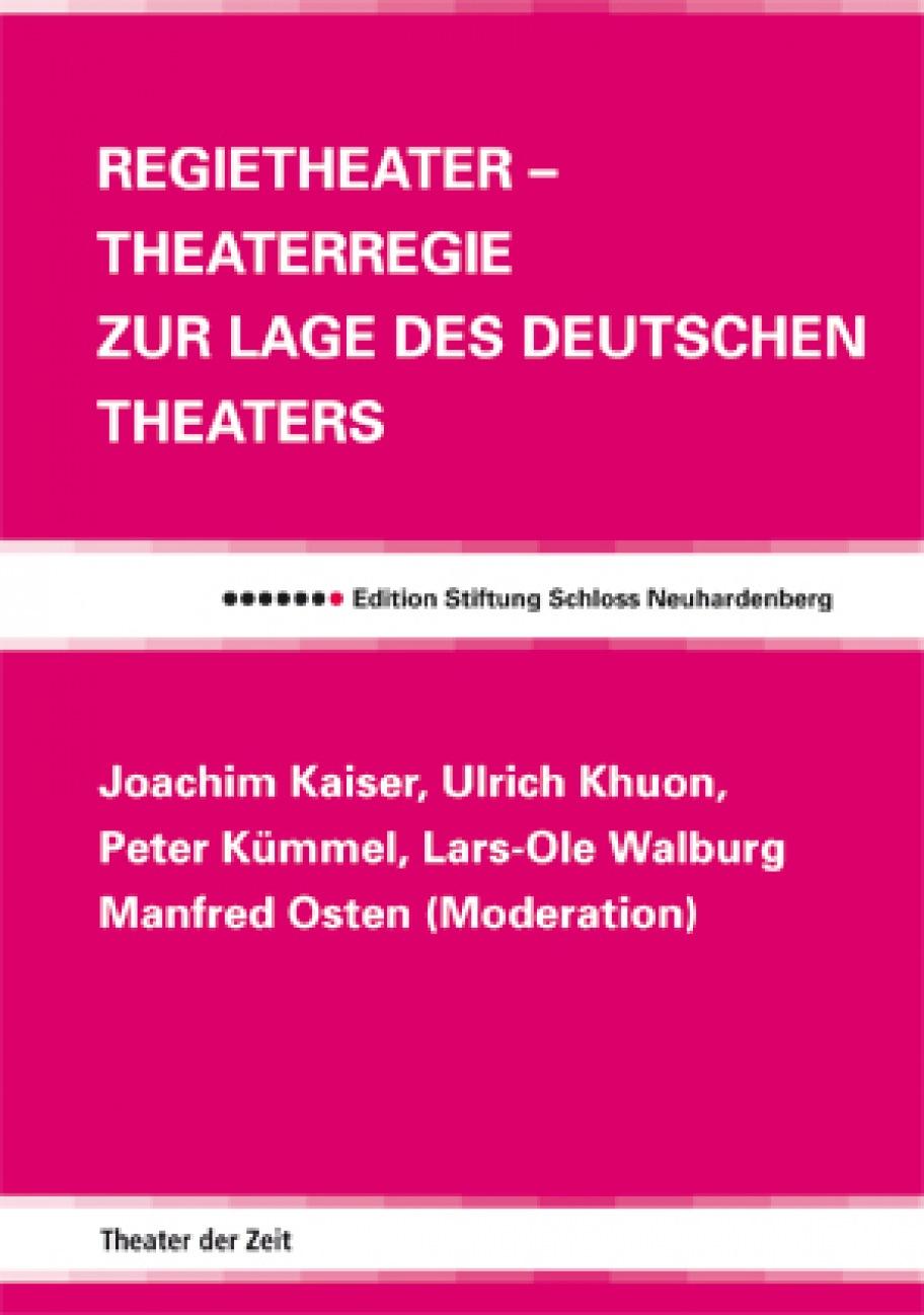Edition Stiftung Schloss Neuhardenberg 11
