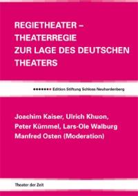 Cover Edition Stiftung Schloss Neuhardenberg 11