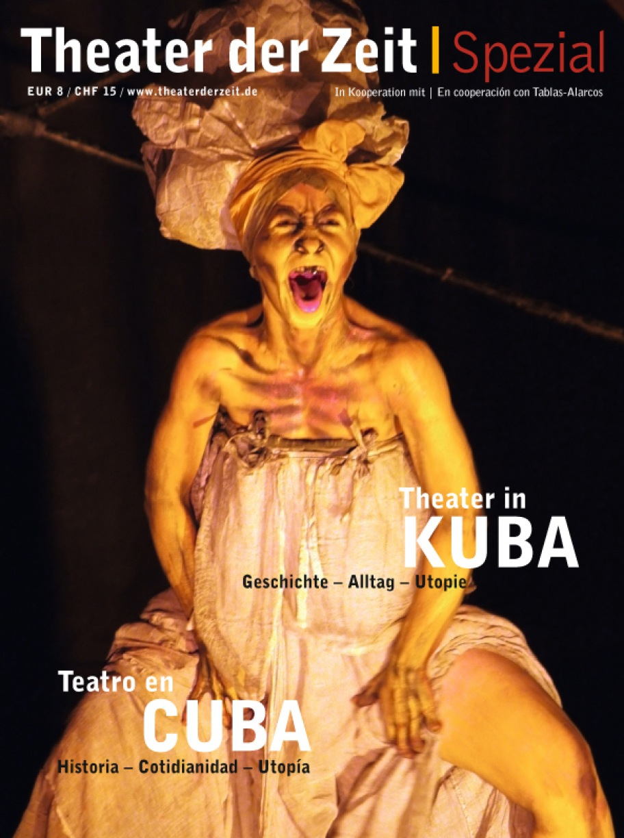 Mehdi Moradpour: Theater in Kuba