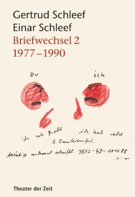 Cover Briefwechsel 2 (1977-1990)