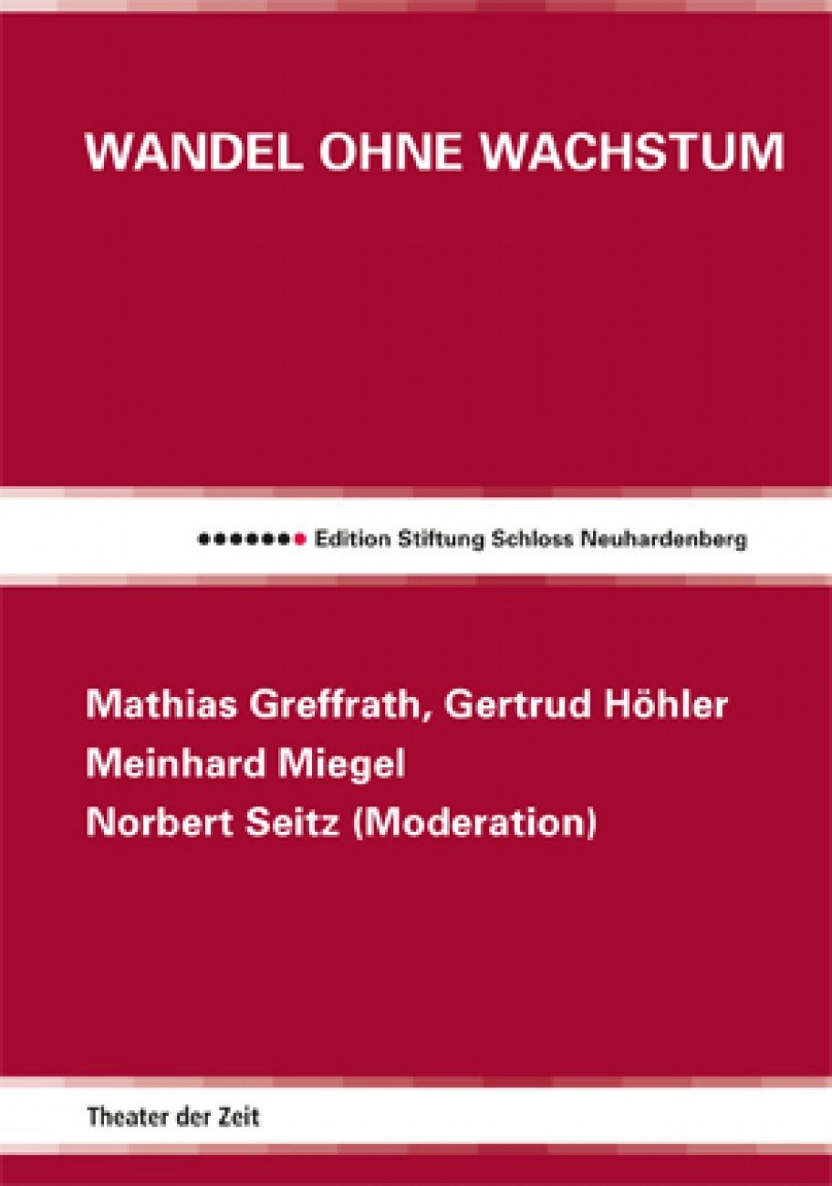 Edition Stiftung Schloss Neuhardenberg 13