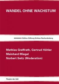 Cover Edition Stiftung Schloss Neuhardenberg 13