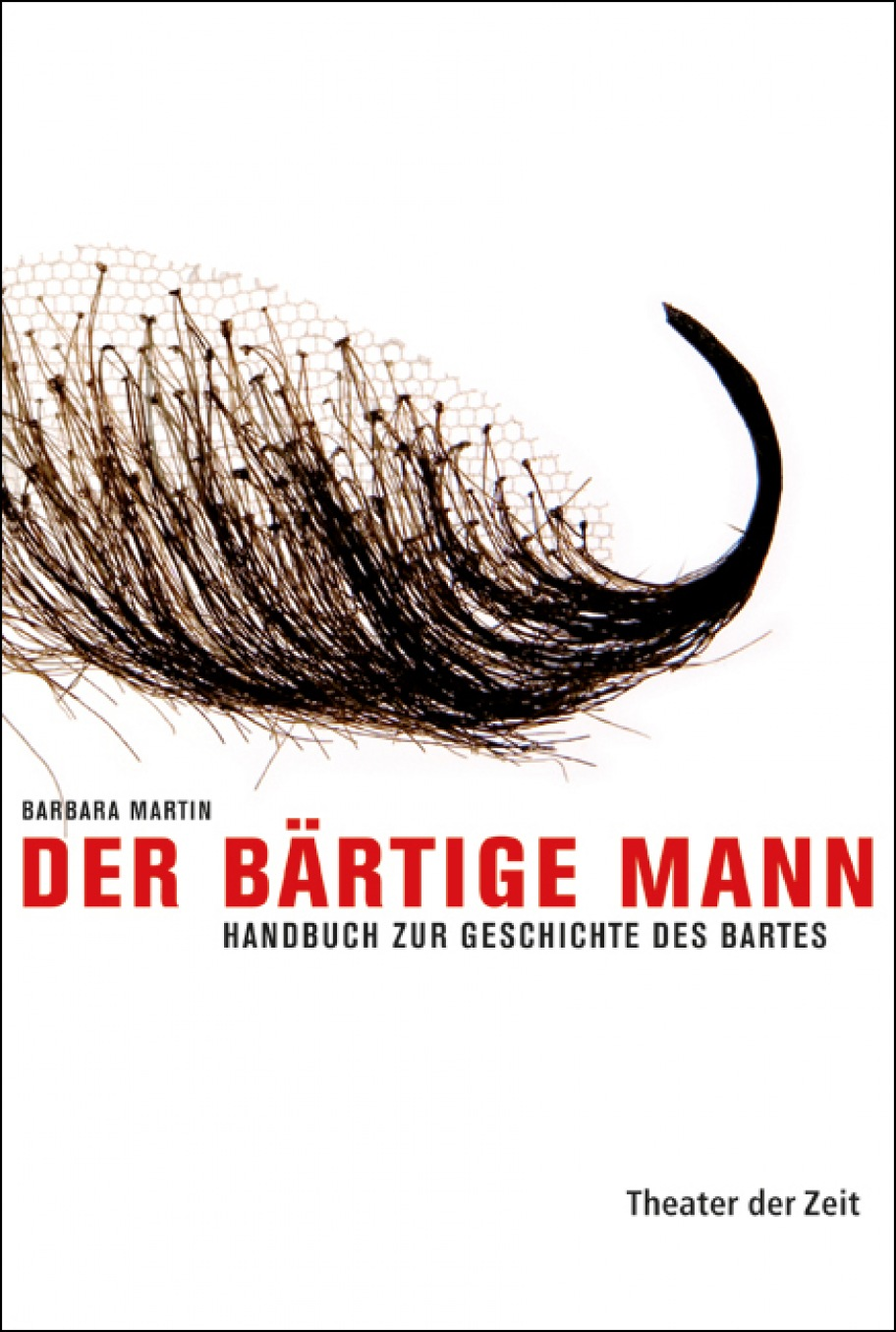 Barbara Martin: Der bärtige Mann