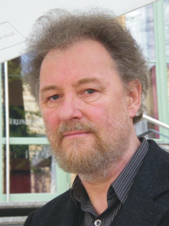 Hans Rübesame. Foto: Ch. Links Verlag
