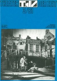 Theater der Zeit 03/1981