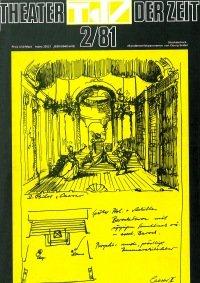 Theater der Zeit 02/1981