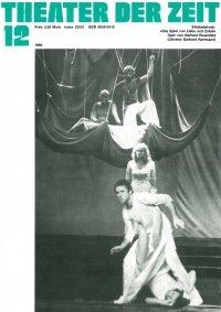 Theater der Zeit 12/1980