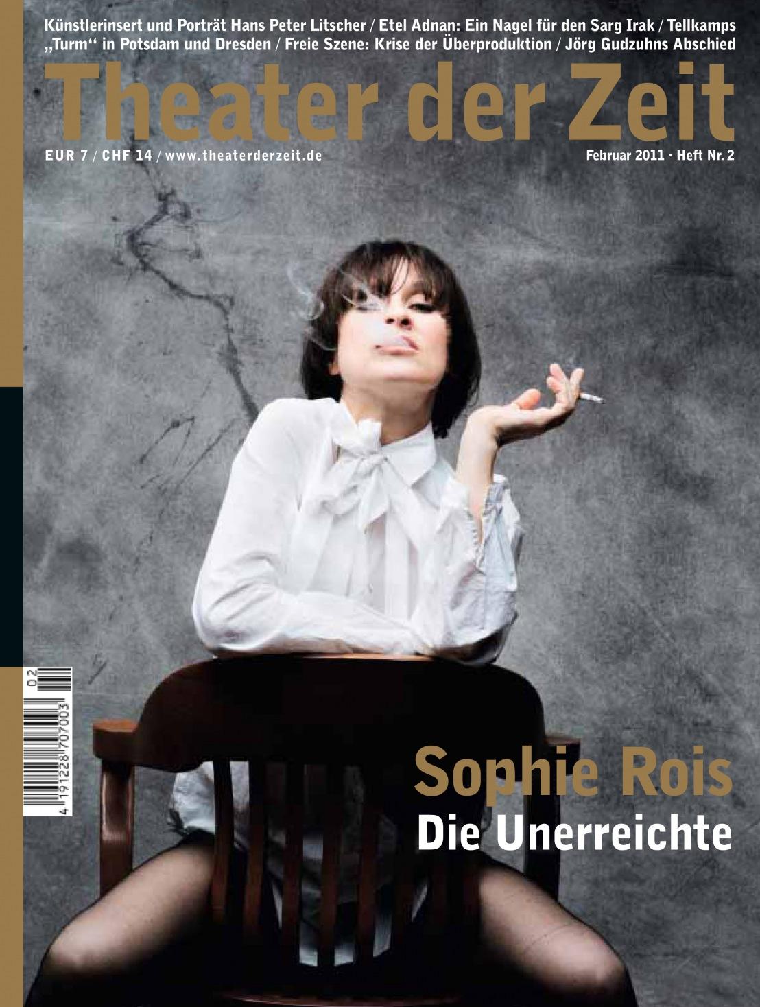 Theater der Zeit 02/2011