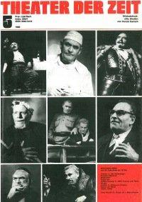 Theater der Zeit 05/1980