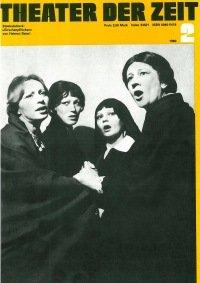 Theater der Zeit 02/1980
