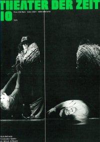 Theater der Zeit 10/1979