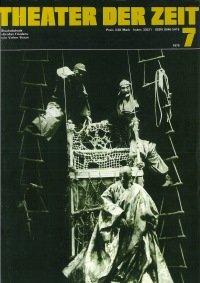 Theater der Zeit 07/1979