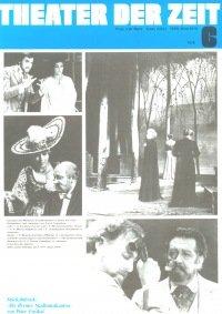 Theater der Zeit 06/1979
