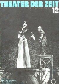 Theater der Zeit 12/1978
