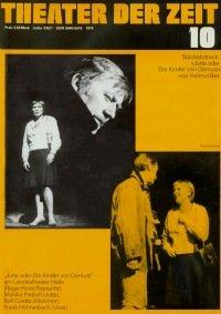 Theater der Zeit 10/1978